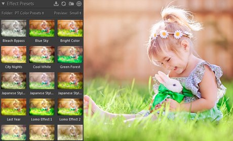 PT Photo Editor - Inspiring Effect Presets