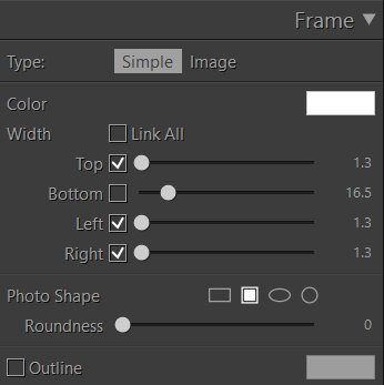 Add a Frame to Your Photo - User Guide of PT Photo Editor - Easily ...